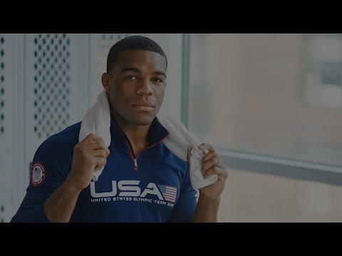 Meet Our Athletes: Jordan Burroughs