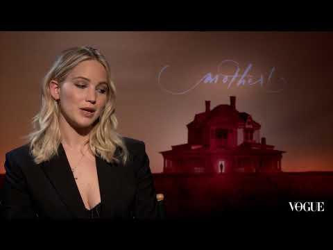 Jennifer Lawrence on working with boyfriend Darren Aronofsky in her new film, Mother!