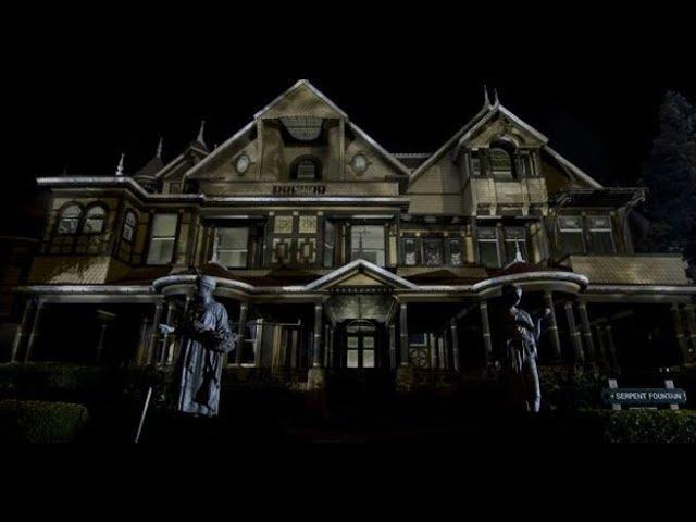 Винчестер. Дом, который построили призраки — Русский трейлер (2018) #1