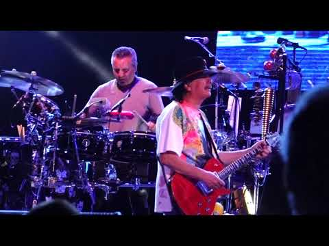 'Black Magic Woman' & 'Oye Como Va' Santana Live in Phoenix 6/22/2019