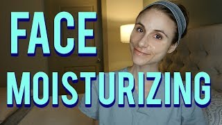 HOW TO MOISTURIZE YOUR FACE: Q&A| Dr Dray