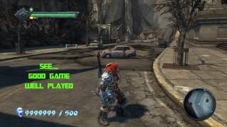 How To Cheat Souls in Darksiders /Hacking Souls in Darksiders 1