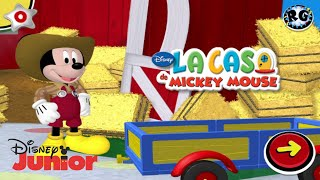 Mickey & Minnie's Universe - Mickey Mouse The Farming / Ayudemos en la Granja - Disney Junior