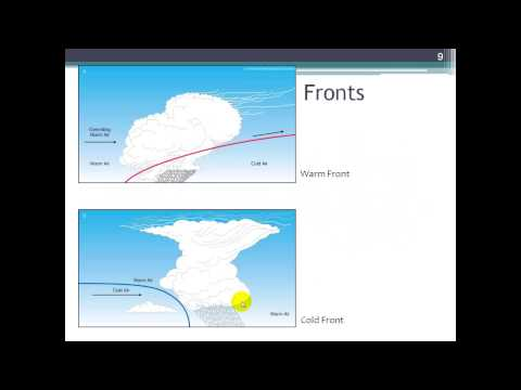 GEO212 - Meteorology - Chapter 1