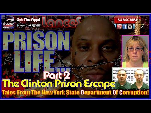 Are The Clinton Correctional Prison Escapees Gone Forever? (Pt. 2) - The LanceScurv Show