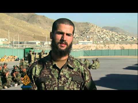 Afghanistan's national army officer academy opens