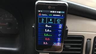 Bluetooth-адаптер для STAG и программа GasComputer