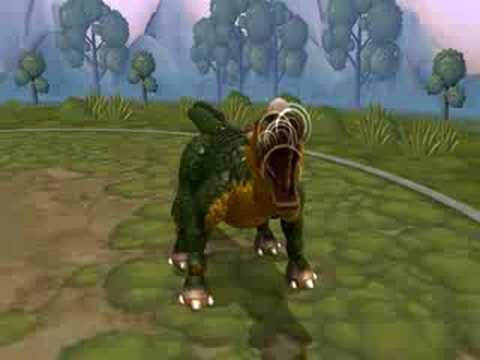 Spore Edmontosaurus