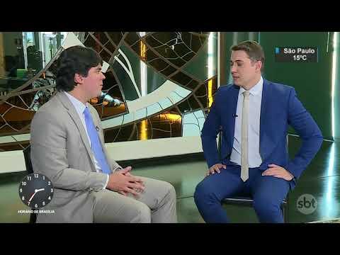 Papo de Bastidor entrevista André Fufuca, presidente interino da Câmara