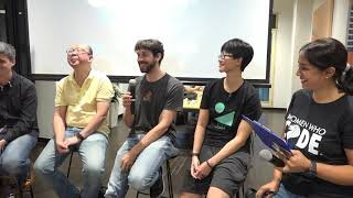 Panel Discussion: Getting started with speaking at conferences - Women Who Code Singapore
