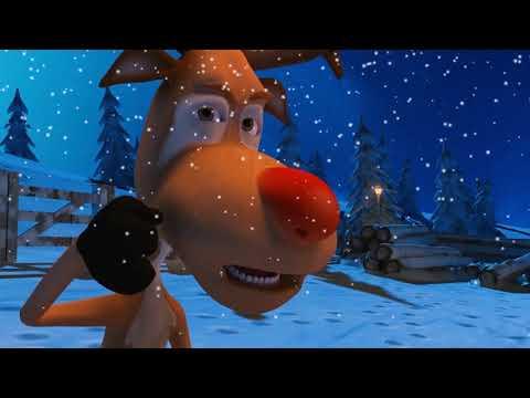 Navidad Full HD video gracioso. Full HD Christmas funny video!