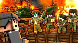 Minecraft WW2 | The Final Push to Paris! - 20 (Heroes and Generals Roleplay)
