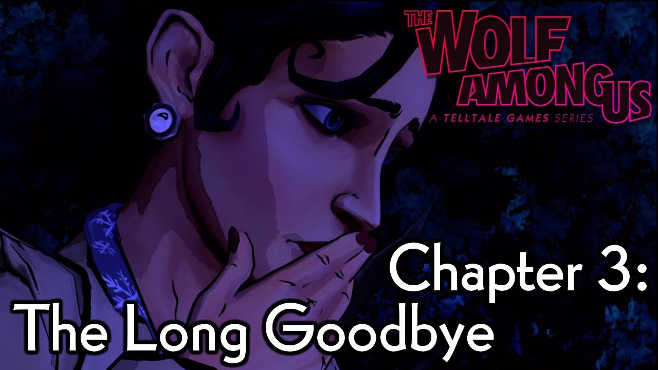THE WOLF AMONG US Gameplay Walkthrough - Episode 1: Faith ¦ Chapter 3: The Long Goodbye [HD]
