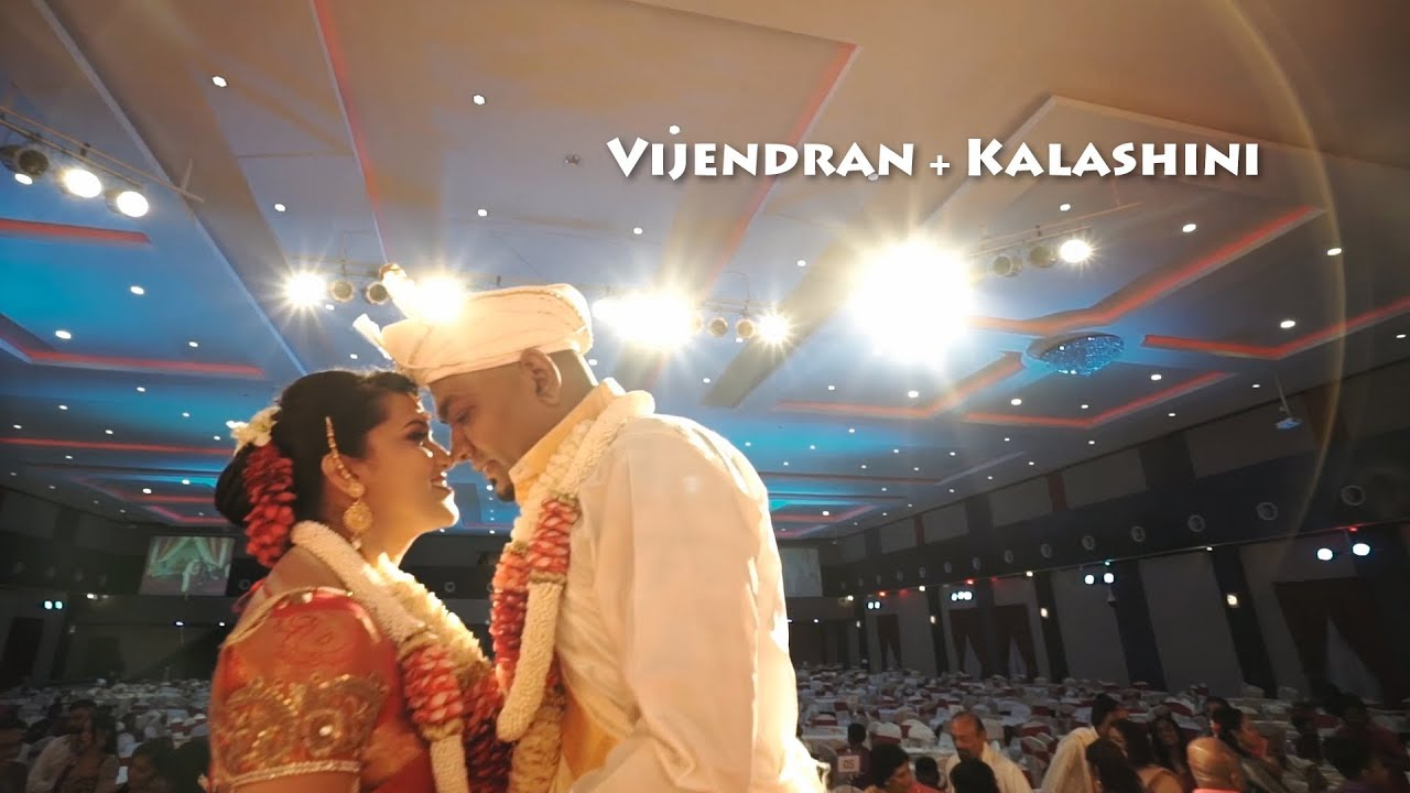 Vijendran + Kalashini // Malaysia Indian Wedding