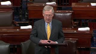 Senator McConnell Introduces Bipartisan Bill to Legalize Hemp