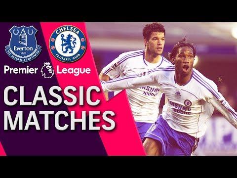 Everton V. Chelsea | PREMIER LEAGUE CLASSIC MATCH | 12/17/06 | NBC Sports