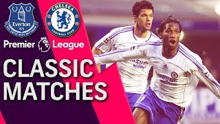 Everton v. Chelsea | PREMIER LEAGUE CLASSIC MATCH | 12/17/06 | NBC Sports