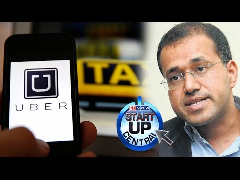 Uber Adds Money Muscle - MD Amit Jain | Start Up Central