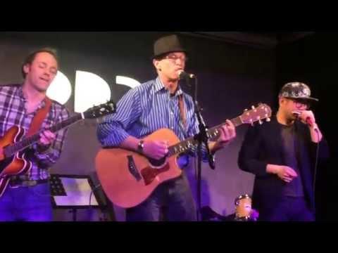 "Zhen Ren Band - ""The Weight"" at the Dusk Dawn Club  Beijing March 6, 2015"