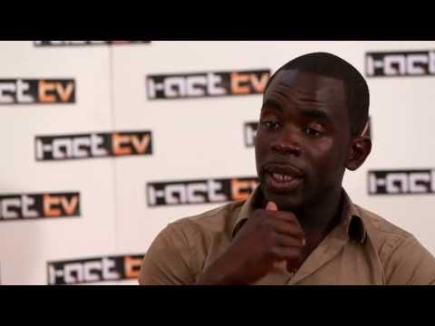 I-ACT TV - Jimmy Akingbola - Holby City