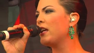 Download Caro Emerald Live - A Night Like This @ Sziget 2012 Mp3 and Videos