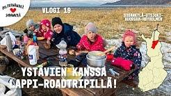 LAPPI ROAD TRIP JA KAAMEA IKÄVÄ! #vaihtovuosisodankylässä vlogi 19 (english subtitles)