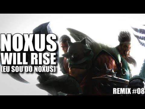 NOXUS WILL RISE (EU SOU DO NOXUS) ♫ | Mano Yi ft. Lanneth MC
