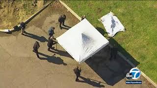 Woman found dead with throat cut in Sylmar park I ABC7