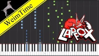 I Love My Internet Friends - Renard -- Synthesia HD