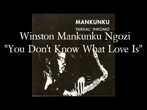 You Don't Know What Love Is - Winston Mankunku Ngozi