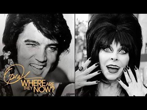 Elvira's Date with Elvis: