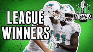 Why DeVante Parker & Ryan Fitzpatrick Will Be Fantasy Football League Winners