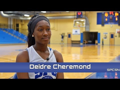 St. Petersburg College Sports - Deidre Cheremond I...
