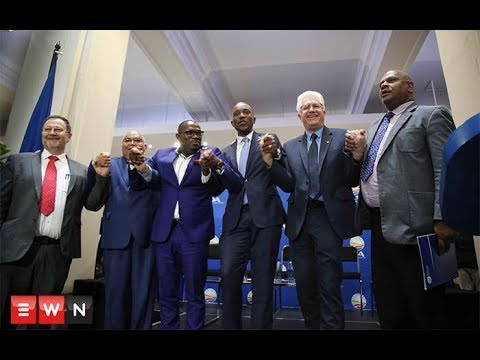 Maimane labels Winde the next 'Jobs Premier' of South Africa