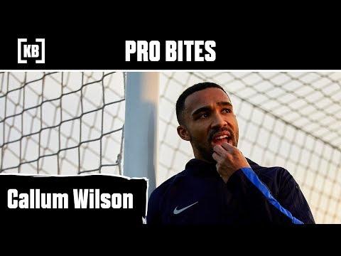 Callum Wilson - Pro Bites Part 1 | Kitbag