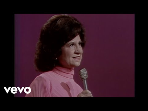 Kitty Wells - It Wasn't God Who Made Honky Tonk Angels (Live)