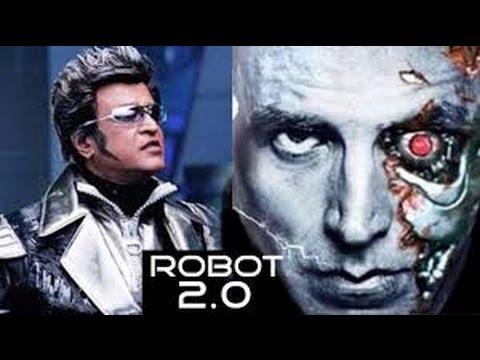 Robot 2.0 Teaser Trailer| Rajinikanth