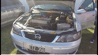 Vectra TURBO en el SRS!