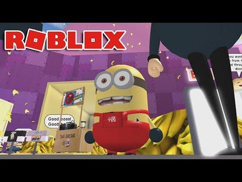 I'M A MINION!! Despicable Me 3 Roblox Obby