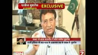 آج پھر مشرف نے انڈیا کی بینڈ بجا دی وہ بھی انڈین چینل پر تازہ ویڈیو دیکھیں