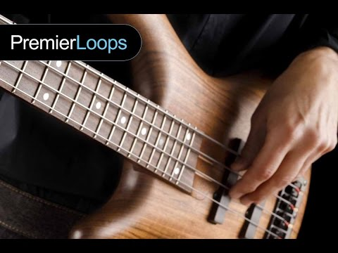 PLAY ALONG for Bass Guitar - Funk Drums and Guitar Backing Track - 120 BPM