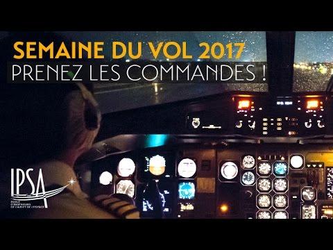 Semaine du vol à l'IPSA - édition 2017