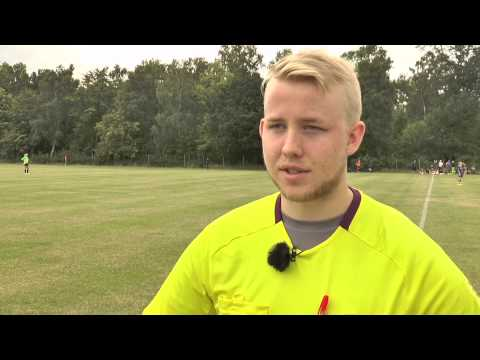 Why be a referee, Cup Denmark 2015
