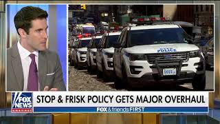 NYPD sergeant on 'stop and frisk' and climate for cops