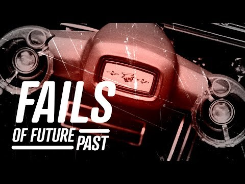 The wacky way we almost drove | Fails of Future Past