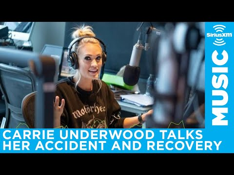 Carrie Underwood on accident and recovery