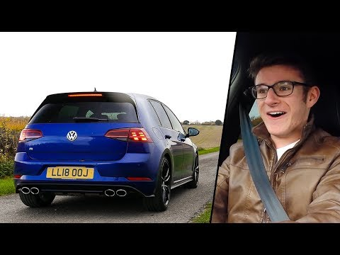 Launch Control In The MK7.5 Golf R Is CRAZY!
