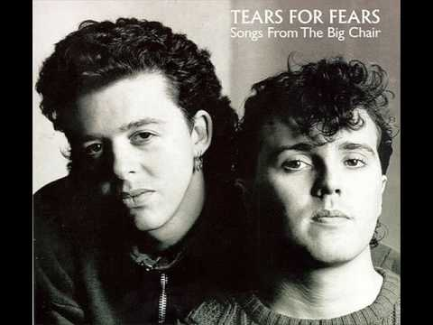 Tears for Fears - Everybody Wants To Rule The World [Pop/Rock] (1985)