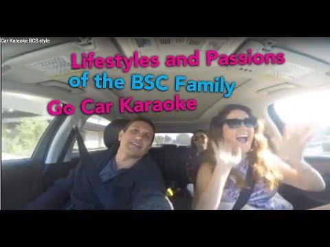 Car Karaoke BCS Style