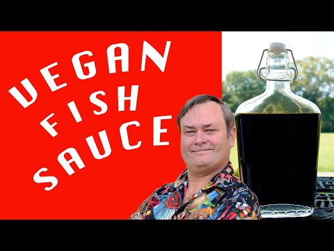 Vegan Fish Sauce